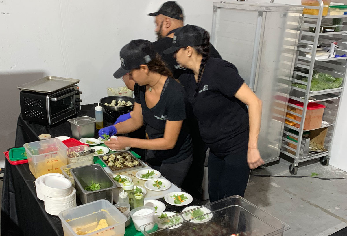 Relief for Out-of-Work Hospitality Employees