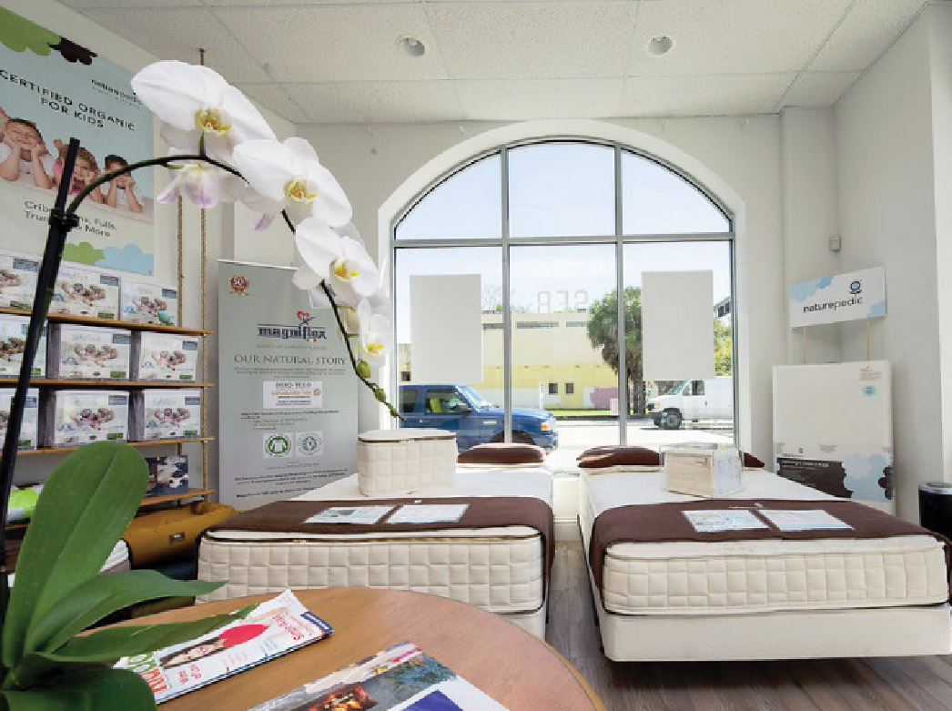 Organic Mattresses: Sleep Well with No Toxic Chemicals