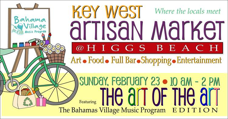 Key West Artisan Market: Art of the Art Edition