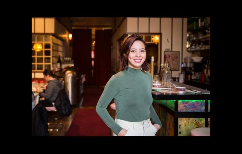 Chef Angela Dimayuga
