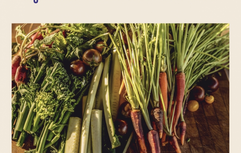 vegan, vegetarian, farm dinner, organic, gluten free,