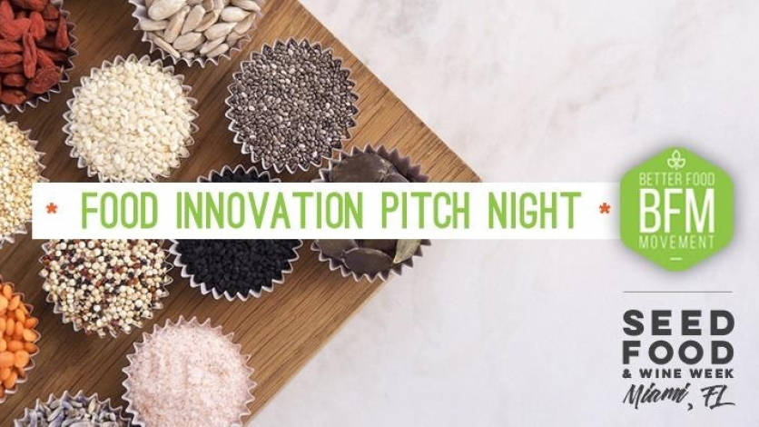 Food Innovation Pitch Night
