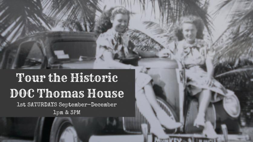 Historic Doc Thomas House