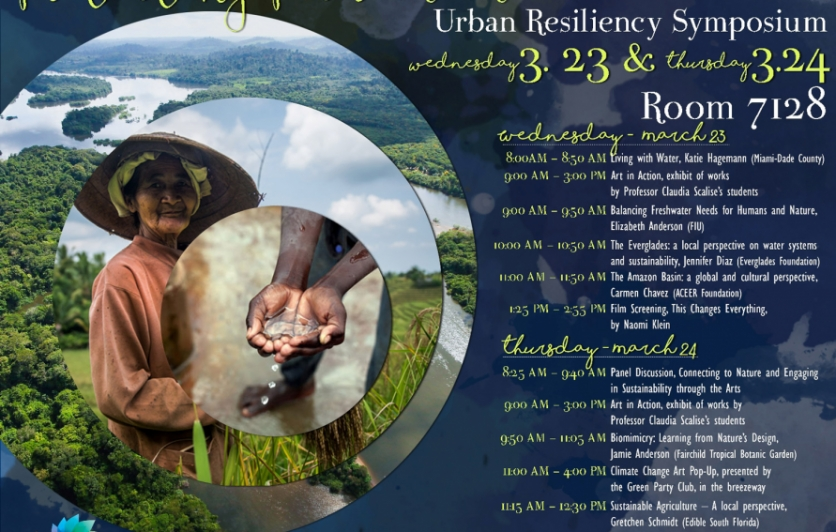 Urban Resiliency Symposium