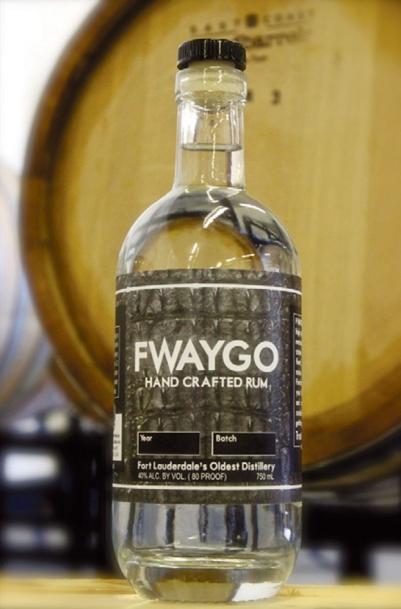 Fwaygo: Hand-crafted Rum