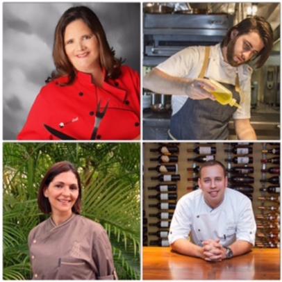 Miami Home Show chefs