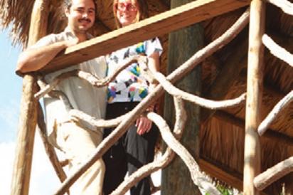 Rachael Middleton and Jon Gambino
