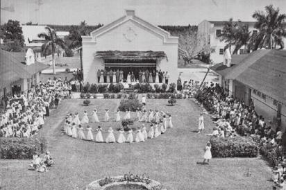 Vintage Photo of the Redland Farm Life School