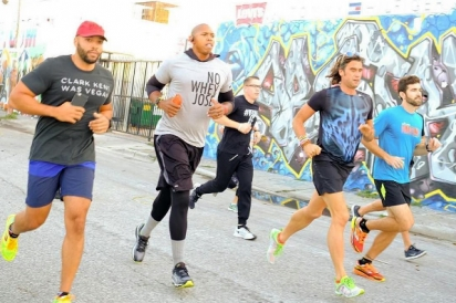 5K Run through Wynwood