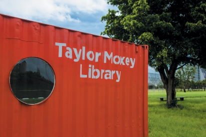 Taylor Moxey Library at Omni Park
