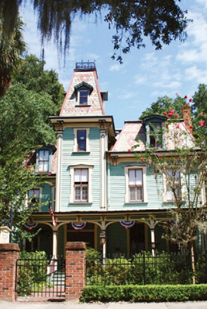 The 1885 Magnolia Plantation Bed and Breakfast