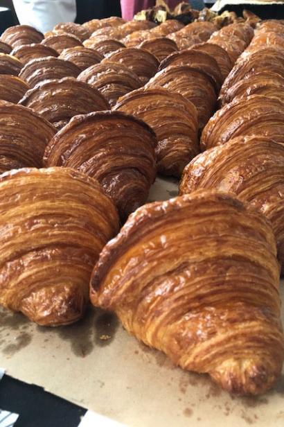 Zak the Baker croissants