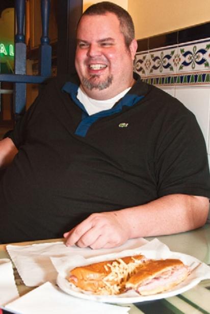 Saf Gonzalez (Burger Beast)