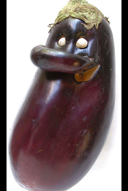 Nosy Eggplant