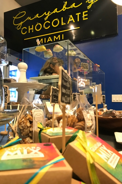 Guayaba y Chocolate in Little Havana