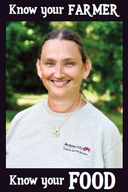 Margie Pikarsky, Bee Heaven Farm