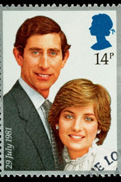 A 1981 Royal Stamp
