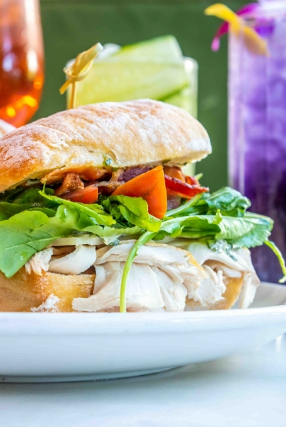 Sandwich from Ruby Dee
