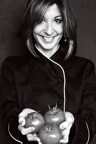 Ellen Kanner, The Edgy Veggie