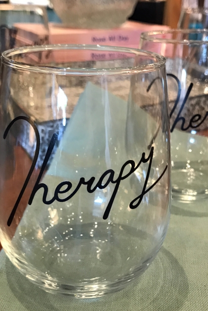 Therapy glasses from Isabel