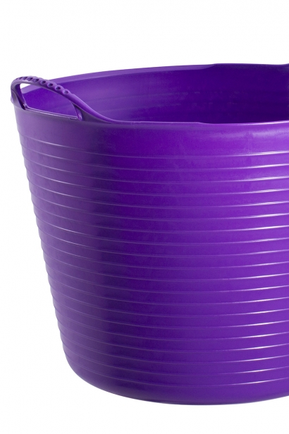 Tugtrubs are sturdy containers in a wide range of colors and sizes