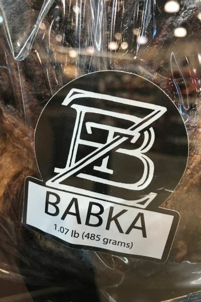 Zak the Baker babka