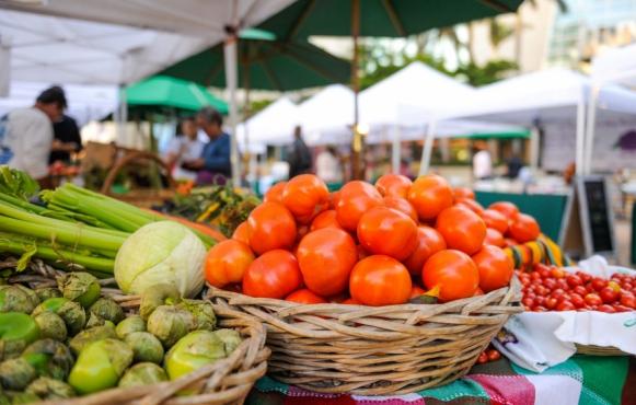 Arsht Farmers Market