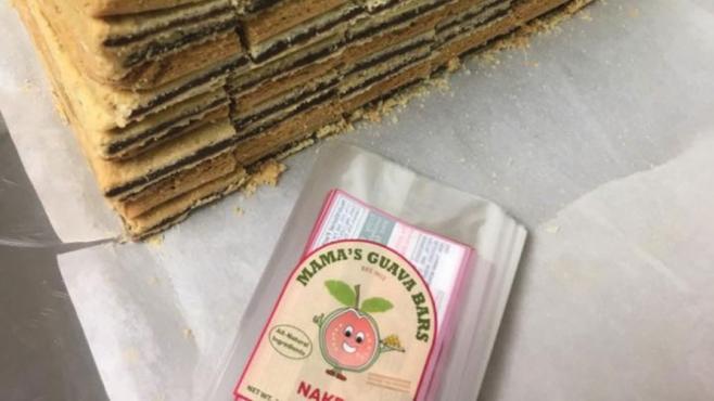 Mama's Guava Bars