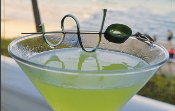 Grand Spicy Martini (Photo: Zignum)