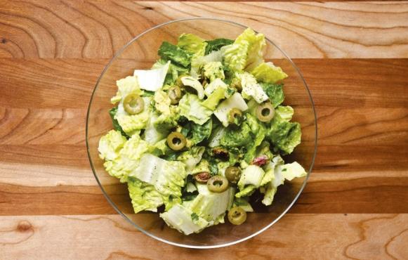 Chartreuse Salad