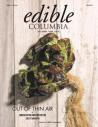 Edible Columbia Fall 2018 Cover