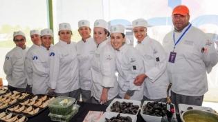 Culinary team at Coconut Grove Arts Festival