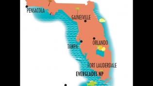 NPS Florida map
