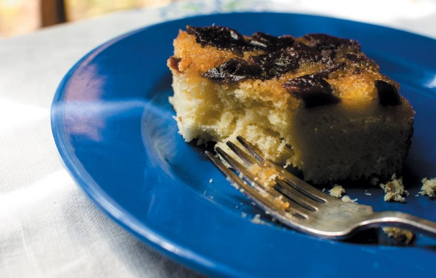 Sapodilla Cake Recipe